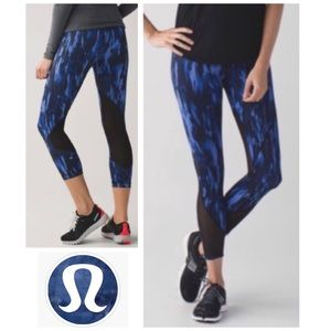 Lululemon | bnwot All Meshed Up 7/8 *Luxtreme 25""